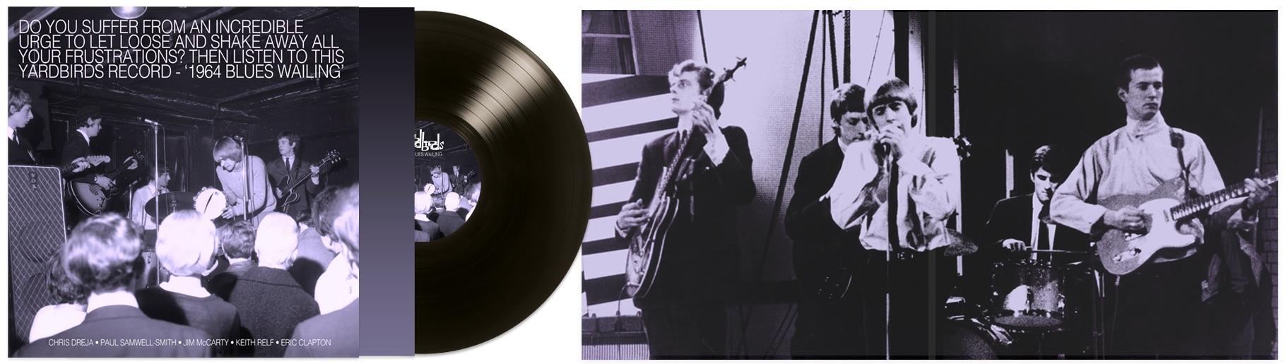 Blues Wailing - Five Live Yardbirds 1964