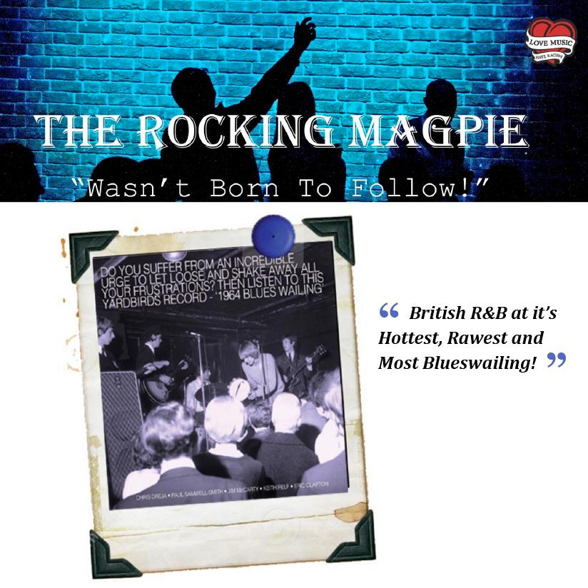 Blues Wailing - The Yardbirds, Review