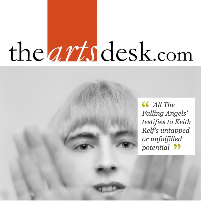 Keith Relf Review
