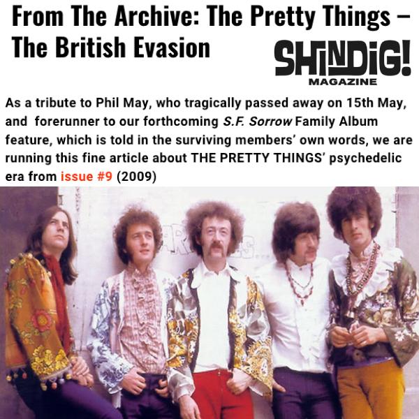 Phil May Obituary