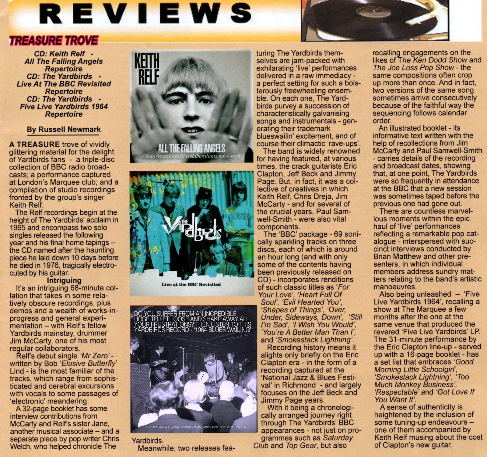 Beat Magazine - Review